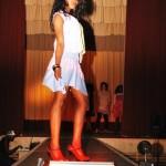 Side swing of the skirt
